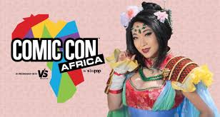 Cosplay Advice from Yaya Han at Comic Con Africa 2018