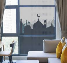 Arabic Ornament Window Sticker Tenstickers