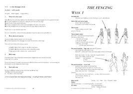 Mini Fence Book 1 2