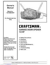 craftsman 139 53663srt manuals manualslib
