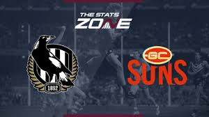 2019 AFL – Collingwood vs Gold Coast ...