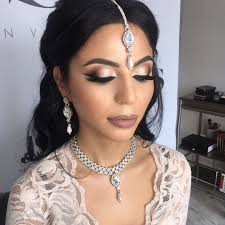 arabic bridal makeup insram