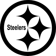 Pittsburgh Steelers 12x12 Vinyl Decal 100 Weather Proof 6 Year Life Decal 1820137857