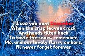 love quotes poems for r tic winter