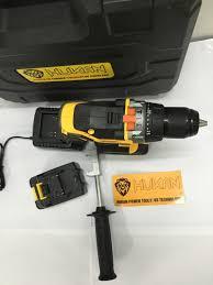 Máy Khoan hukan Pin Cầm Tay 60V Có Búa - Khoan bê tông, tường - Máy Bắt Vít  - Máy khoan 60V - hukan 3 chức năng