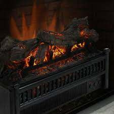 pleasant hearth electric log insert