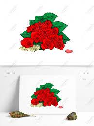 Lovepik صورة Psd 732505212 Id الرسومات بحث صور وردة مرسومة