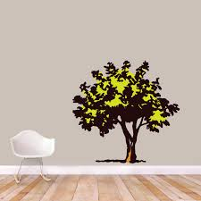 Storybook Tree Printed Wall Decals Home Decor Wall Decals