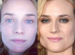 diane kruger from stars without makeup
