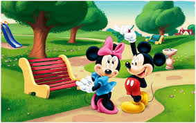 disney mickey mouse minnie mouse