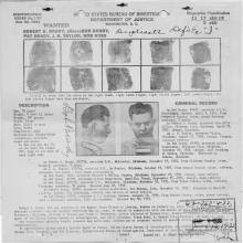 OMNIA - identification photographs