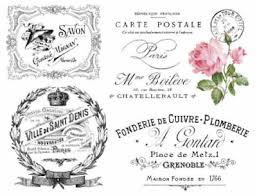 Vintage French Advertising Labels Furniture Transfers Waterslide Decals Mis586 Ebay