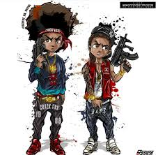 18 boondocks supreme wallpapers on