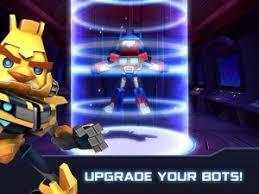 Angry Birds Transformers v1.33.10 APK Mod Coins/God Mode/Unlock - Mod