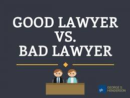 INFOGRAPHIC: Good Lawyer VS. Bad Lawyer – Henderson Work Injury ...