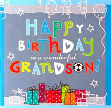 birthday quotes for year old grandson