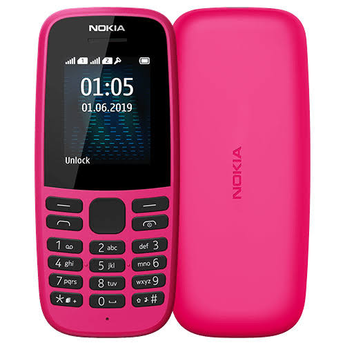 Image result for Nokia 105 (2019)""