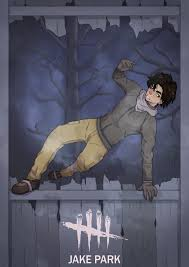 Jake Park Fanart By Kunuhi_ — Dead By Daylight