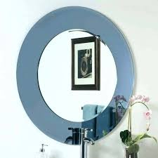 excellent round circle mirror target