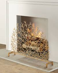 5 staggering fireplace screens