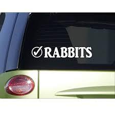 Rabbits Check I043 8 Sticker Decal Hunting Vest Camo Shell Dog Box Walmart Com Walmart Com