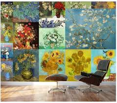 Peel And Stick Wallpapaer Famous Wall Murals Wall26