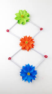 wall hanging craft ideas at home