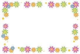 Clipart Flower Border Line Clipart Flower Border Line Transparent Free For Download On Webstockreview 2020