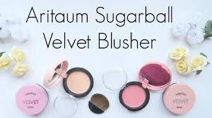 review aritaum sugarball velvet