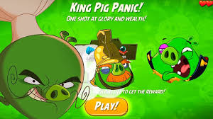 Angry Birds 2 King Pig Panic! (31 March 2020) - Gameplay #70 - YouTube