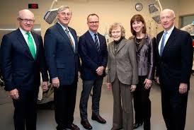 Robert Wood Johnson University Hospital Unveils Betty Wold Johnson ...