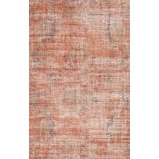 hand tufted wool red area rug latitude run