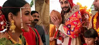 FIRST PHOTOS: Prateik Babbar and Sanya Sagar's wedding photos are what  fairy tales are made of - News Nation English