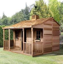 storage shed into a guest house