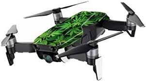 Amazon Com Mightyskins Skin Compatible With Dji Mavic Air Drone Weed Min Coverage Protective Durable And Unique Vinyl Decal Wrap Cover Easy To Apply Remove And Change Styles