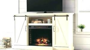 70 tv stand with fireplace