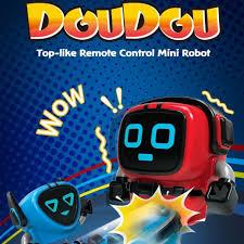 Trẻ Em Đầu Giáo Dục Con Quay Hồi Chuyển Robot Nhiều Lối Chơi Robot ...  trong 2020