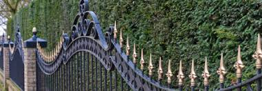Painting Wooden Fence Metal Gate In Canterbury And Kent