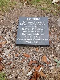 Shirley Rogers (1932-1975) - Find A Grave Memorial