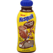 nesquik chocolate milk reduced fat