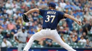 Houser posts 10 Ks, Brewers top Rangers for 5th straight - TSN.ca