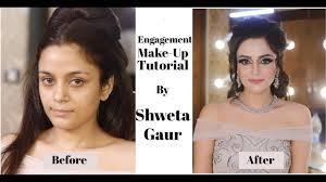 enement make up tutorial by shweta