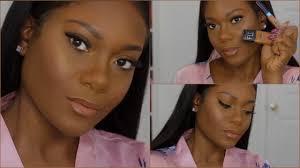 darkskin makeup tutorial for beginners
