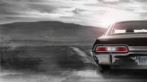 supernatural wallpaper impala