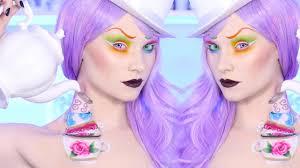 genderbend mad hatter makeup tutorial
