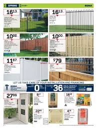 Rona Flyer May 8 To 14