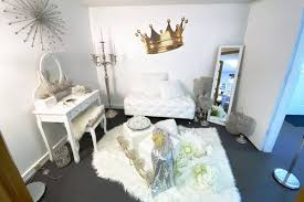 Gold Crown Wall Decal Girl S Room Wall Art Sticker Removable Princess American Wall Designs