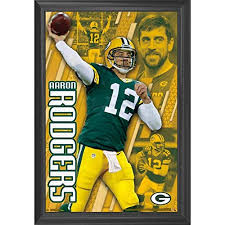 Aaron Rogers & The Green Bay Packers - tiendamia.com