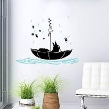Buy Inf My Neighbor Totoro Wall Decal Stickers Children Bedroom Japanese Cartoon Vinyl Wall Decals Mural Kids Room Animation Decoration Features Price Reviews Online In India Justdial