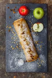 apple strudel recipe with phyllo dough